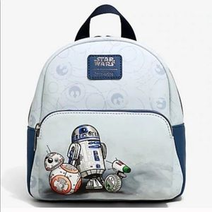 Loungefly X Star Wars back pack